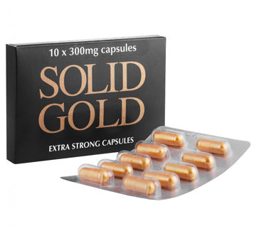 Solid Gold Male Enhancer