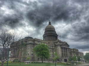 Idaho State capital building
