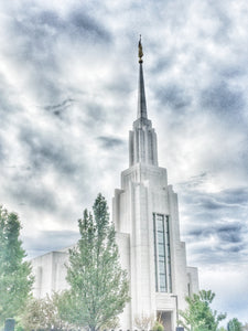 Twin falls ID temple
