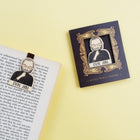Bookmark gỗ nam châm Steve Jobs Set 1 - BO015