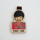 Bookmark gỗ nam châm Ringo Starr The Beatles Set 1 - BO034