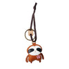 Leather Charm Con lười - PT007