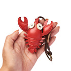 Leather Charm Tôm hùm Lobster - PT084