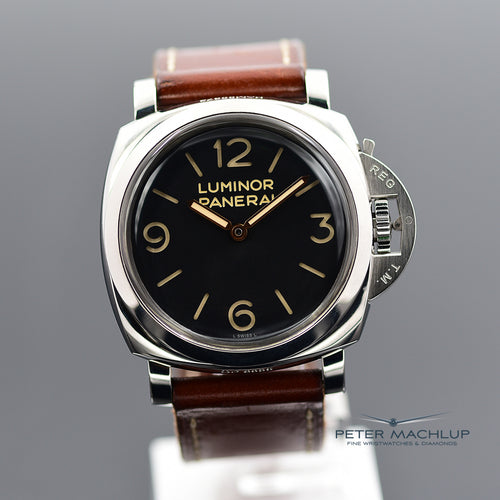 Panerai Luminor 1950 3 Days Acciaio Manual Wind 47mm