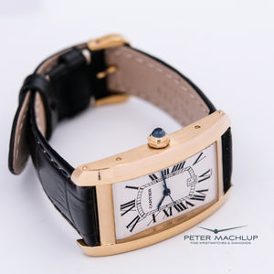 Cartier Tank Americaine LM 26x45mm