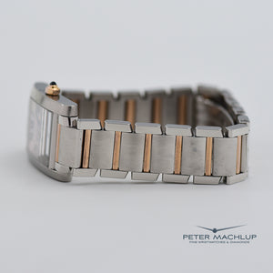 Cartier Tank Francaise SM Quartz 20 x 25mm