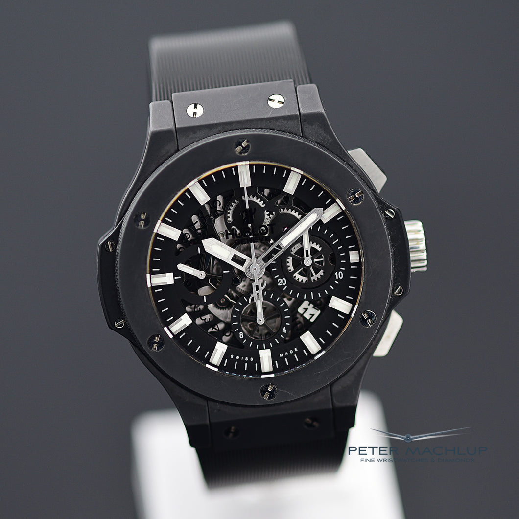 Hublot Big Bang Aero Bang Black Magic Chronograph 44mm