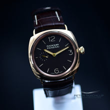 Panerai Radiomir Oro Rosso Manual Wind 42mm