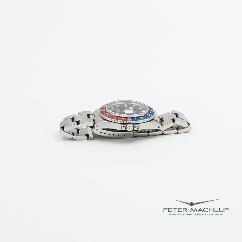 Rolex GMT Master Pepsi ref: 1675 from 1975