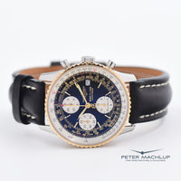 Breitling Navitimer on Leather Strap