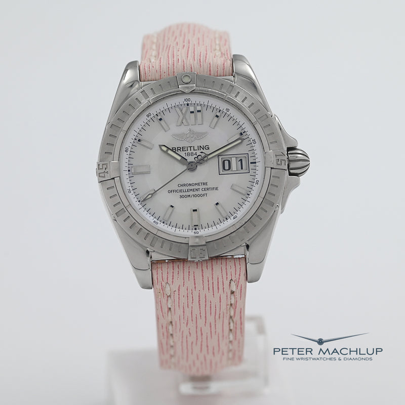 Breitling Windrider Cockpit 41mm (MOP)