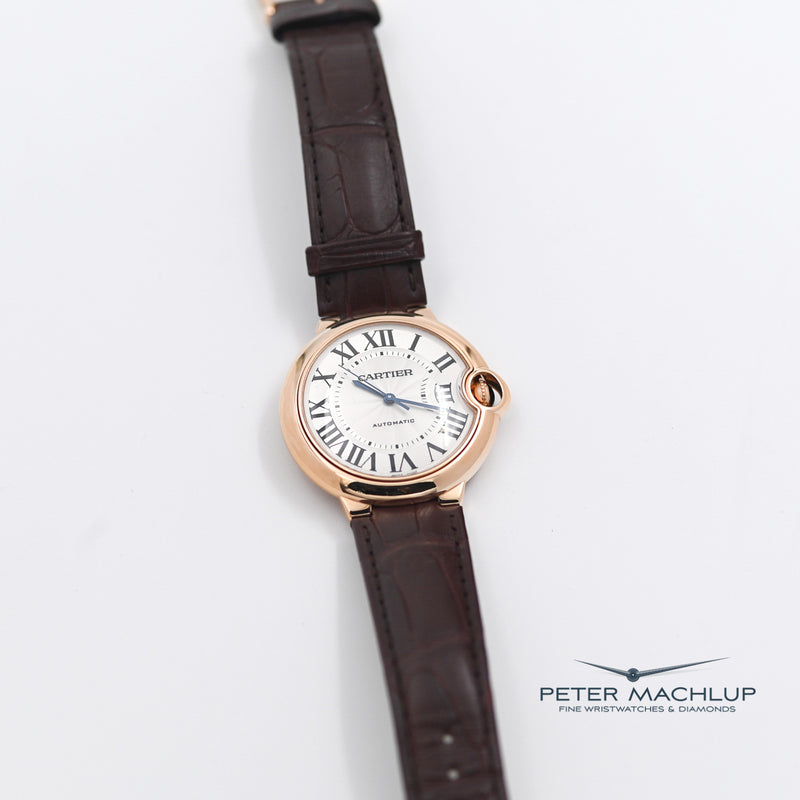 Ballon Bleu De Cartier 36mm (unworn)