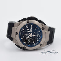 IWC Ingenieur Double Chronograph 45mm