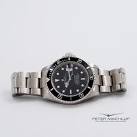 Rolex Submariner Date 40mm Black Dial