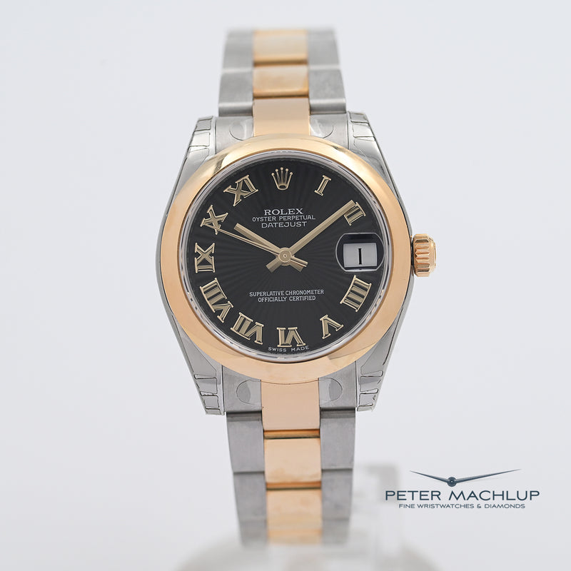 Rolex Datejust Lady 31mm 2013 unworn, all stickers