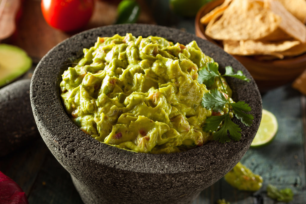 One-ingredient Guacamole