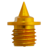 "Elite™ Track Spike (Aluminum) | 1/8"" Needle - Gold 