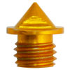 "Elite™ Track Spike (Aluminum) | 1/8"" Pyramid - Gold 