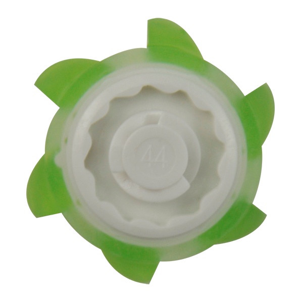 Helix (Tri-LOK®) | Translucent Green/White