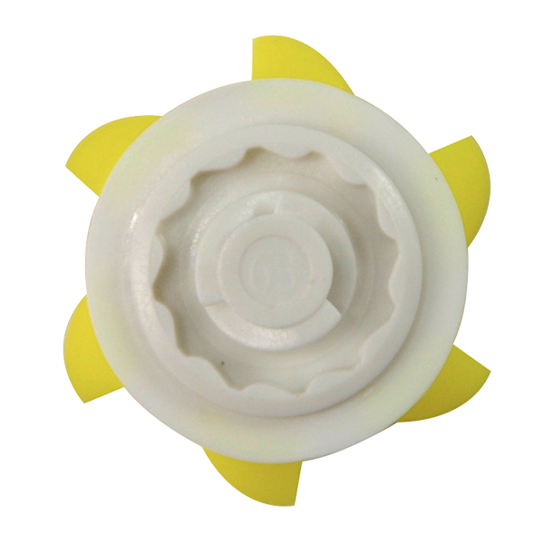 Helix (Slim-LOK®) | Yellow/White
