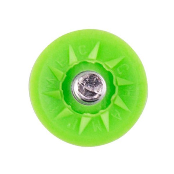 Multi-Sport Stud (13mm) | Green