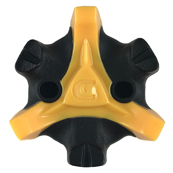 Scorpion Stinger Golf Cleats (Fast Twist® 3.0) | Yellow/Black