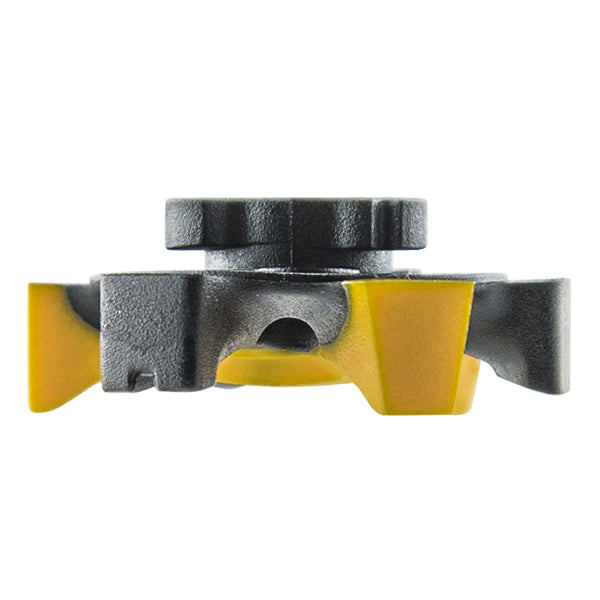 Scorpion Stinger BULK Golf Cleats (Q-Lok) | Yellow/Black