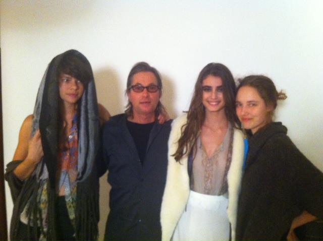 Taylor Hill, Taiana, Toree Arntz, Andre Lansel