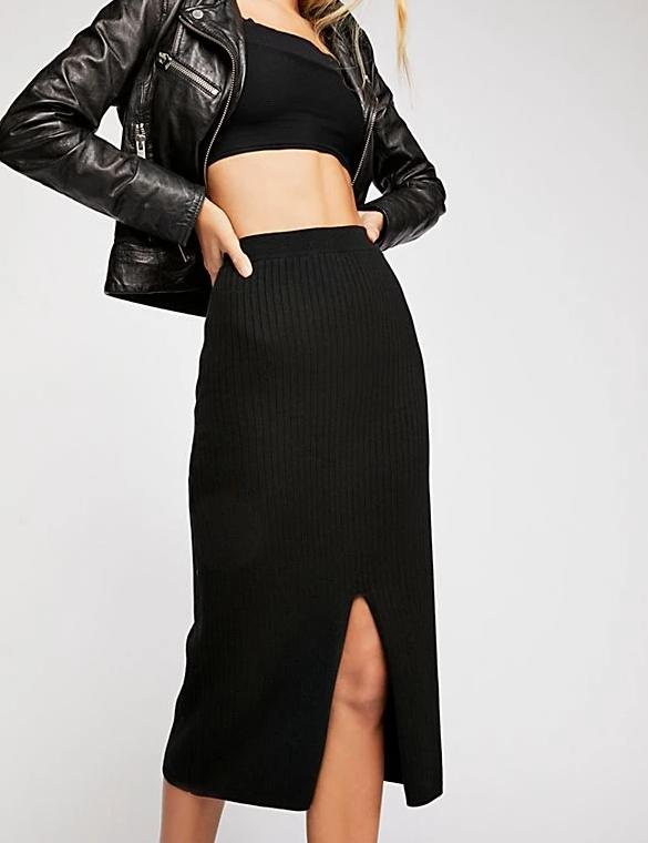 Free People Skyline Midi