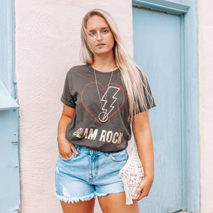 Glam Rock Recycled Tee