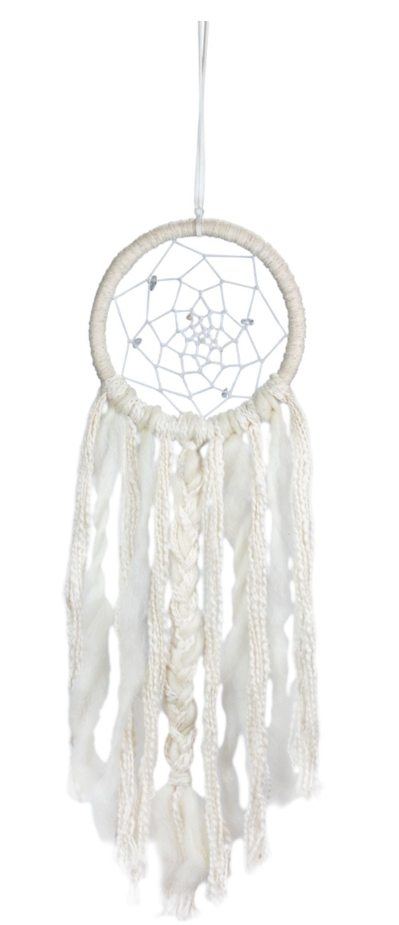 Little Sun Macrame Dreamcatcher