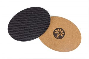 Yoloha Cork Yoga Knee Pads