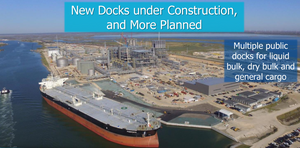 The Port of Corpus Christi Expands Infrastructure to Support Oil Exports