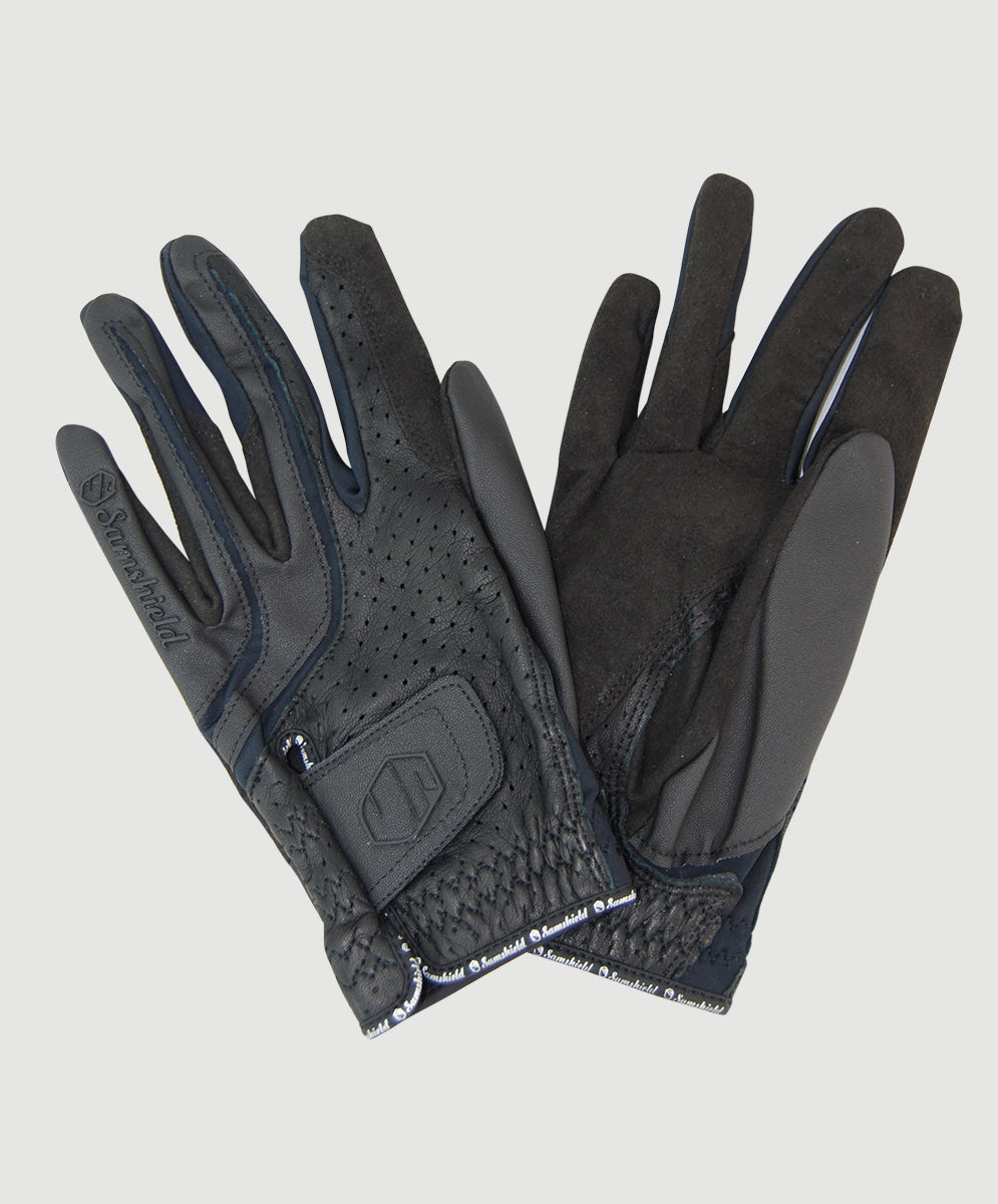 Samshield Black Hunter Gloves