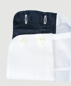 Ladies' CM White Poly Molly Shirt