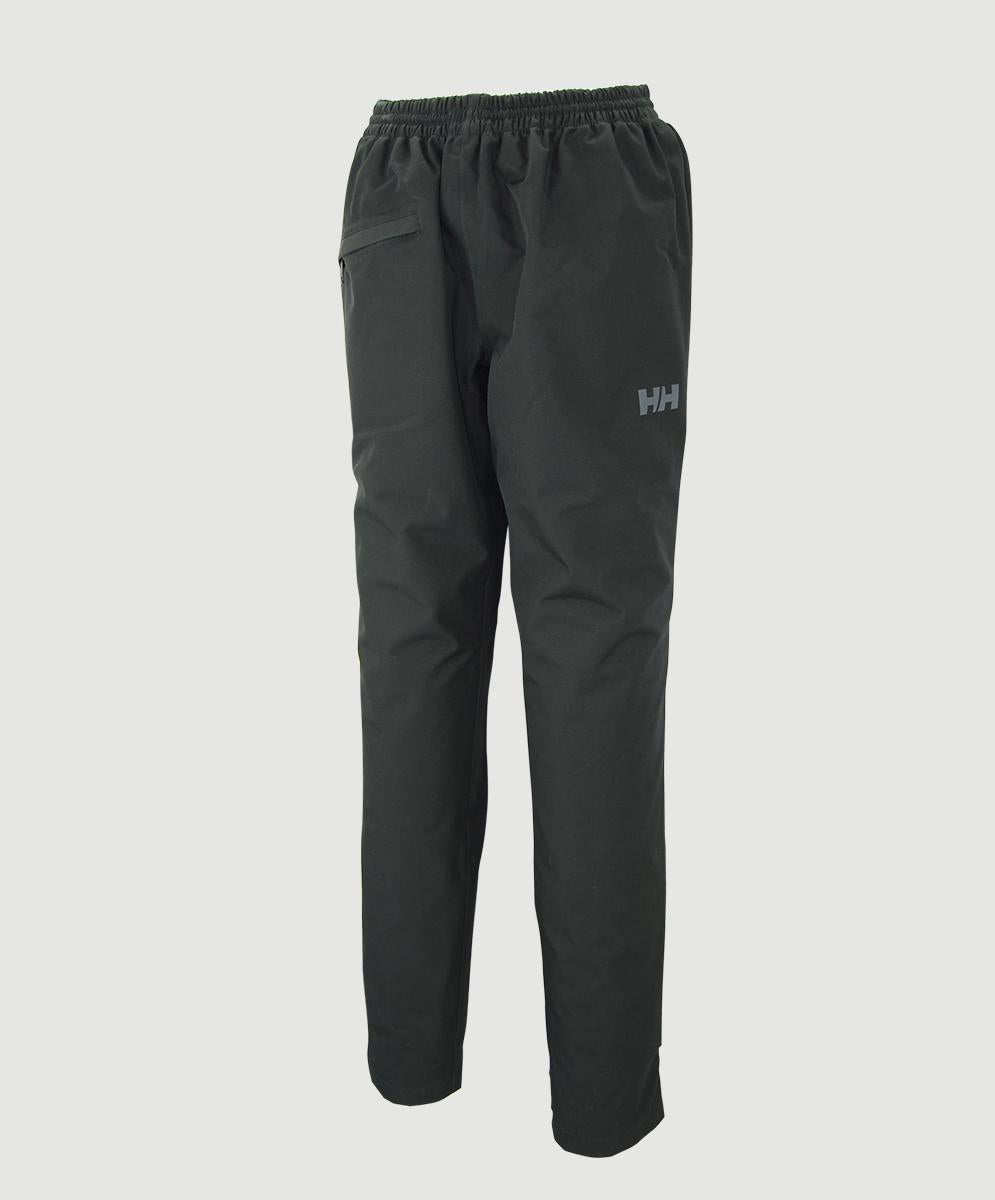 Ladies' Aden Black Rain Pant