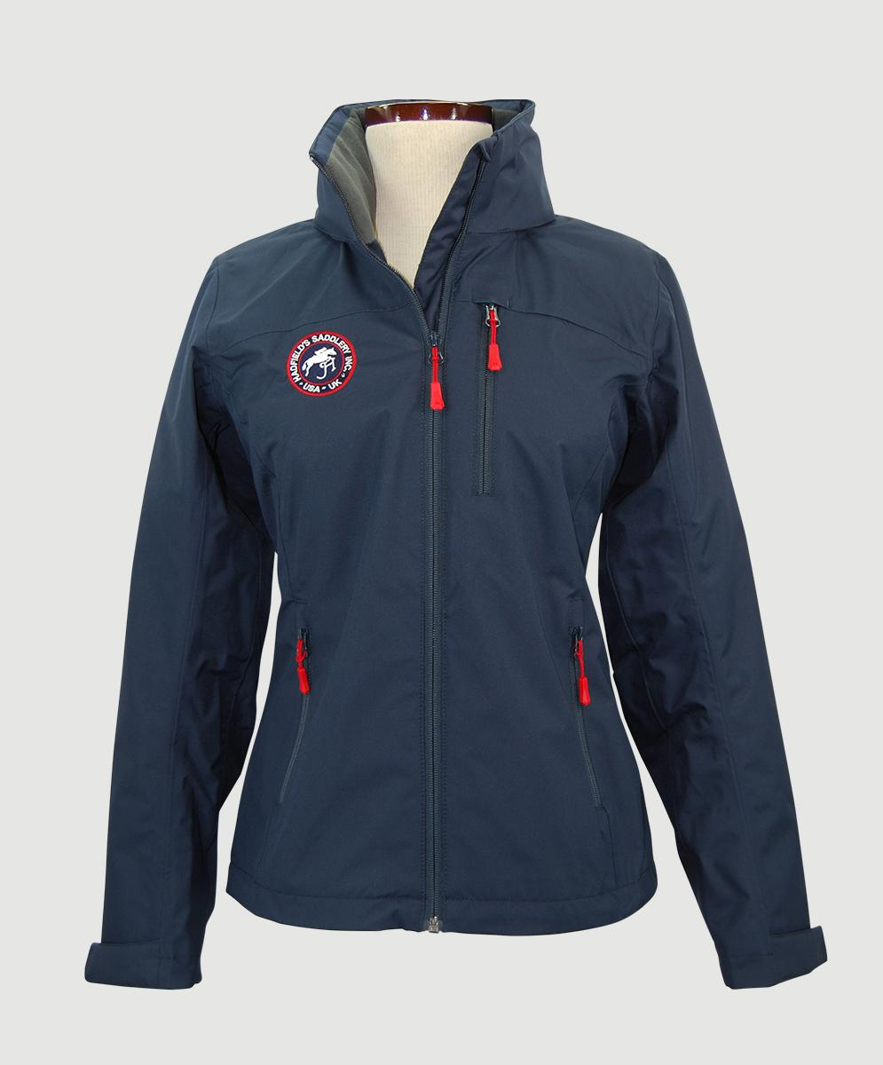 Ladies' Crew Hooded Jacket