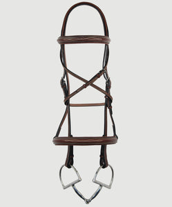 HBW-107 Bridle, Ultra Stitch, Padded