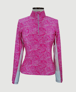 Ladies Wellington Sun Shirt