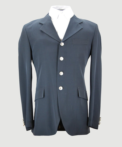 Men's Tech Lite Euro 4-Button Coat