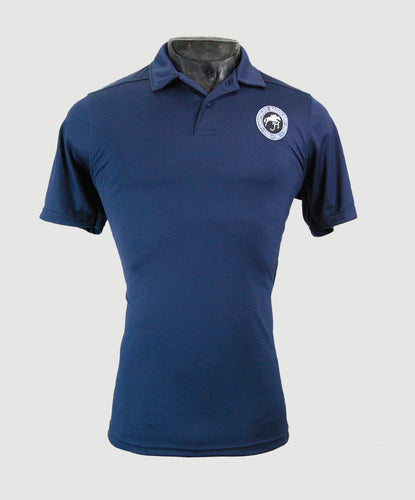 MEN'S TITANIUM SS POLO SHIRT