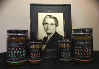 Elizabeth Durham Cheek - my Great Grandmother who passed down our family recipe for spicy pepper relishes