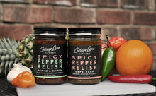 Multi-award winning Spicy Pepper Relishes, Get Me A Switch and Cape Fear, are made with fresh ingredients