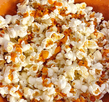 Hissy Fit Hot Sauce on your popcorn takes it to another level