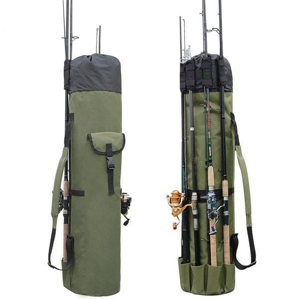 Fishing rod holder bag.