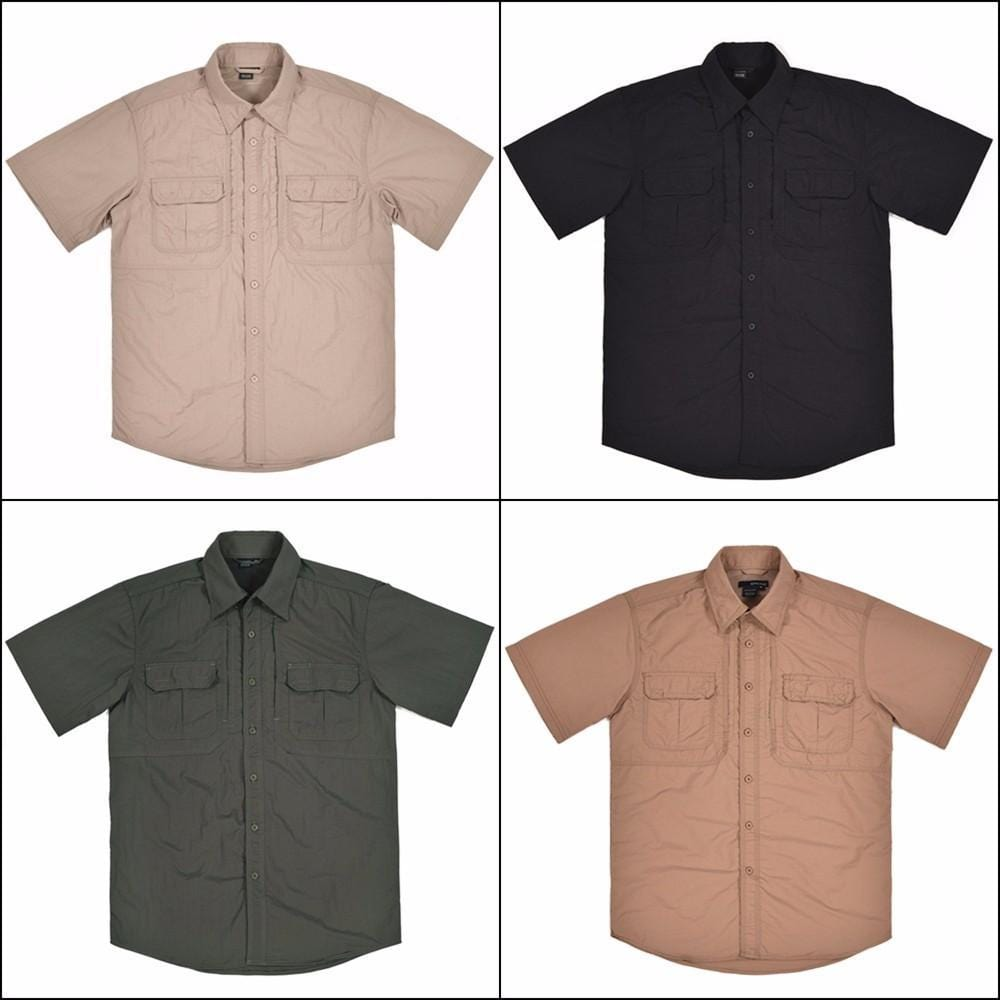 Ventilated Tactical Fishing Shirt