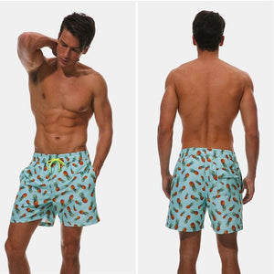 Aifer Pineapple Shorts