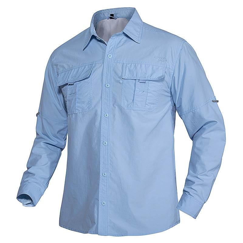 Vented Fishing Shirt
