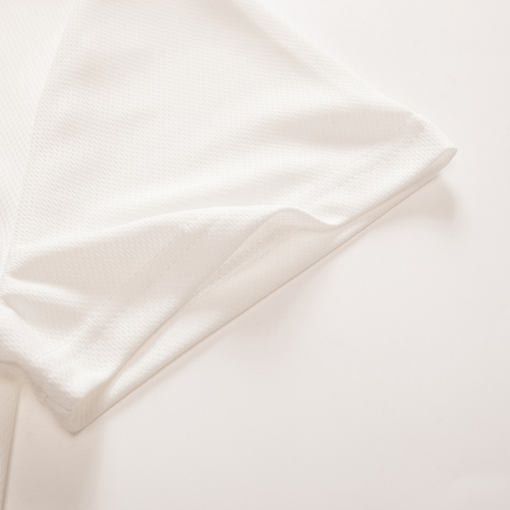 Breathable fabric.