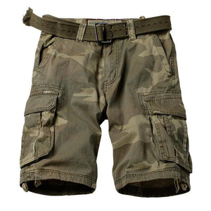 Batch 8 Relaxed Fit Cargo Shorts